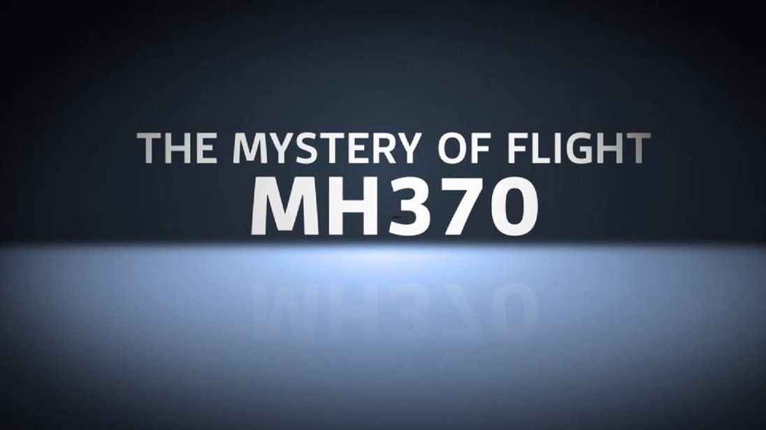 A special report fm Sky News on the Mystery Of Flight MH370