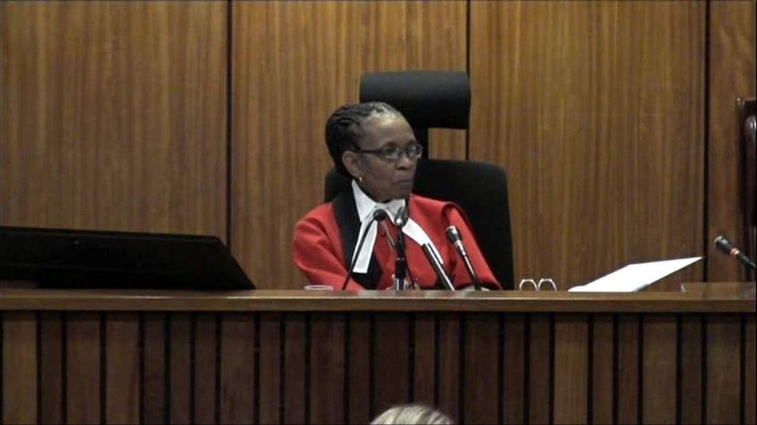 Judge listens as Pistorius describes Reeva Steenkamp's struggle with criticism