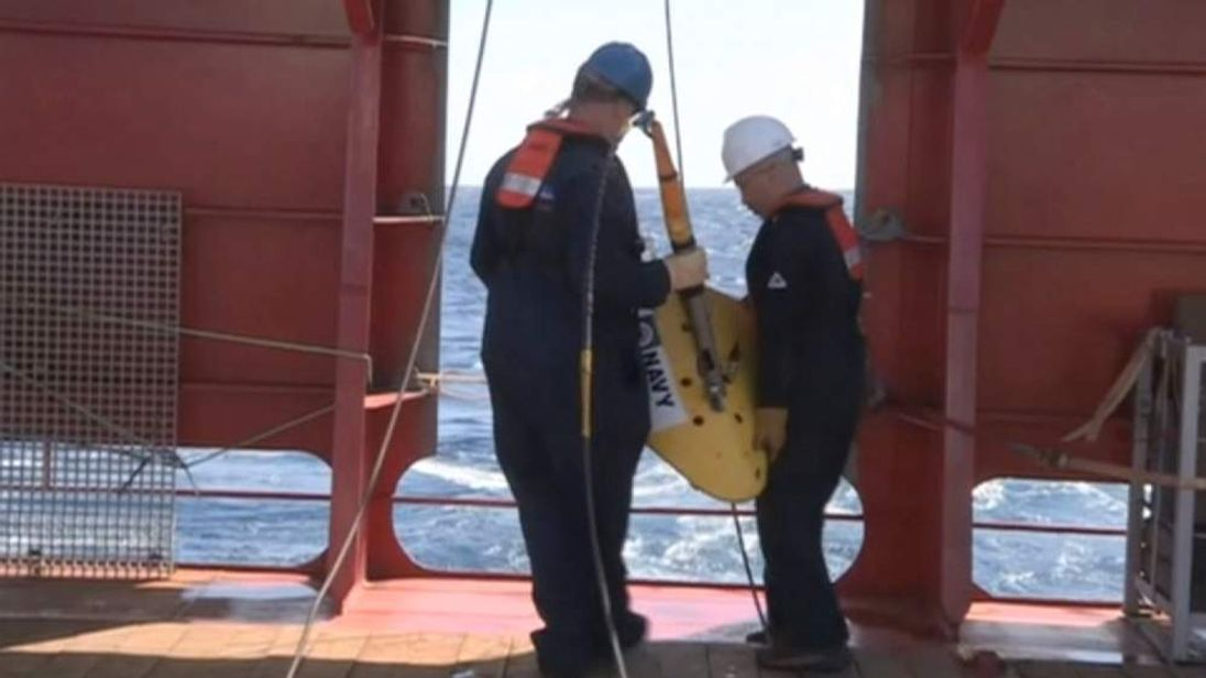 The hunt for missing Flight MH370 continues in the Indian Ocean