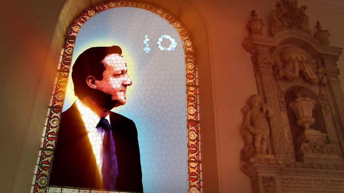 David Cameron criticised for saying Britain is a Christian country