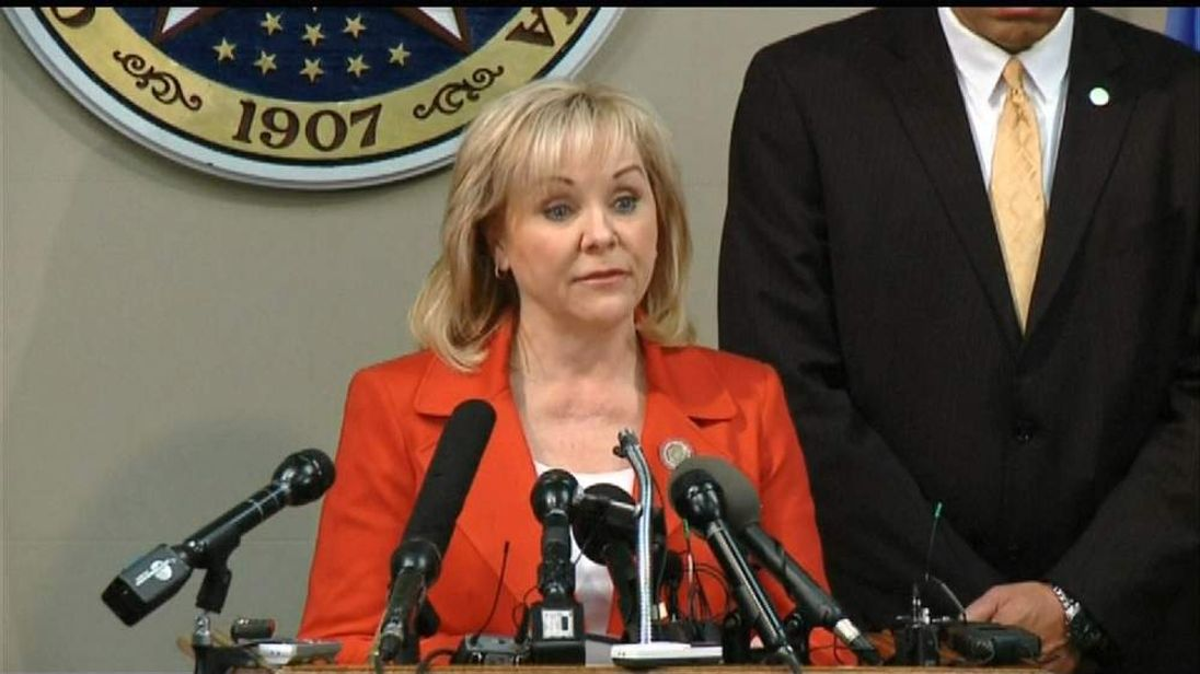 Oklahoma Governor Mary Fallin