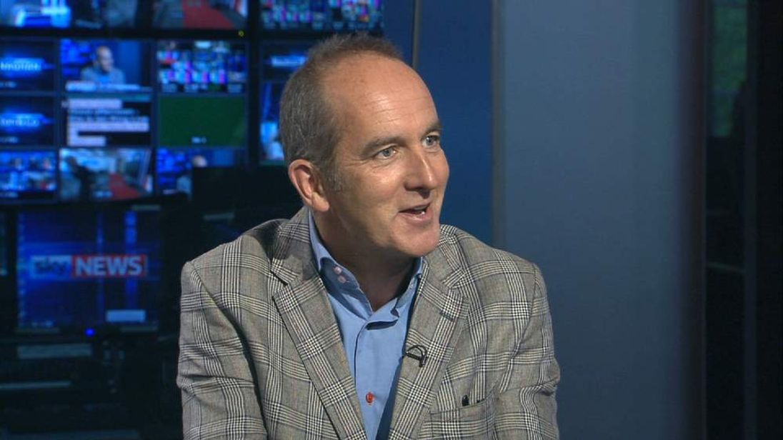Designer and presenter Kevin McCloud on the UK housing market