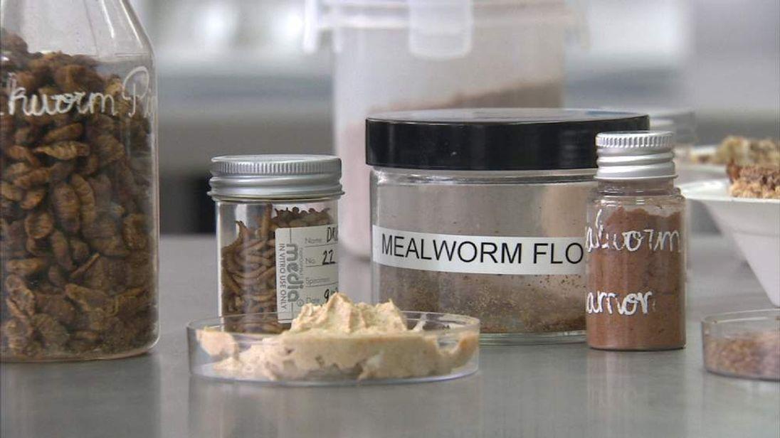 A food technology laboratory