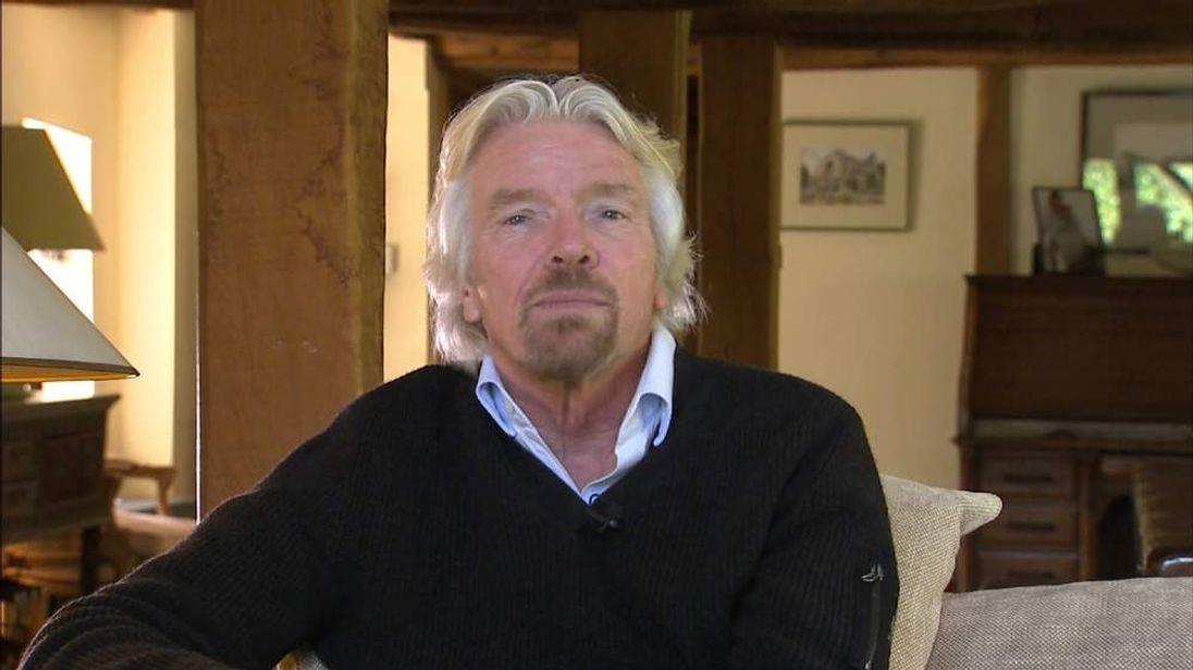 Sir Richard Branson, Virgin Group Founder