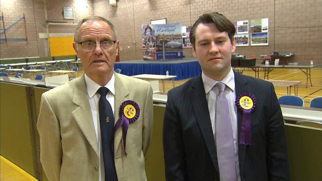 Hartlepool UKIP Councillors