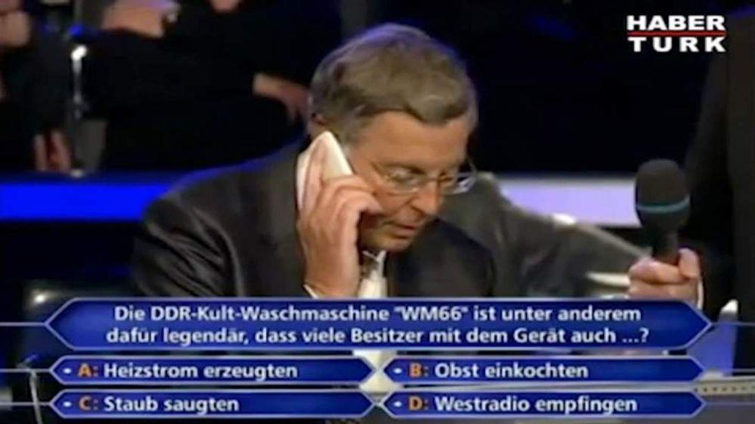 040614 MERKEL Millionaire call screengrab