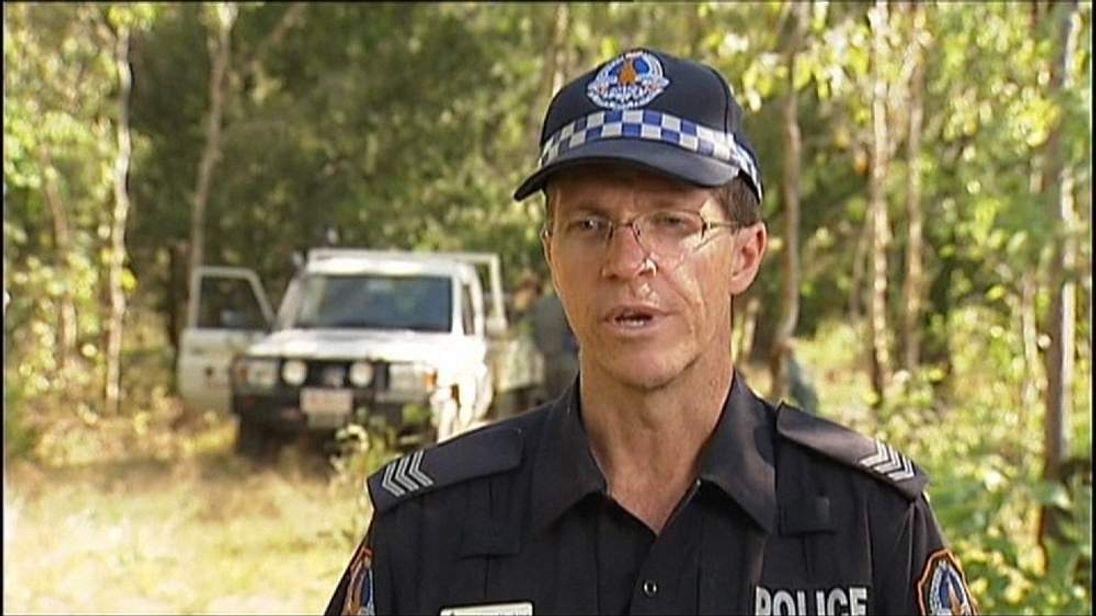 Sergeant Andrew Hocking
