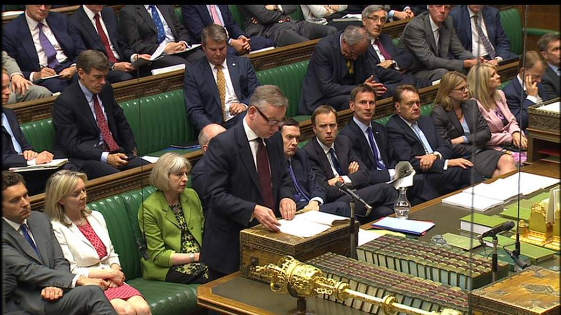 Michael Gove statement to MPs on Ofsted inspections