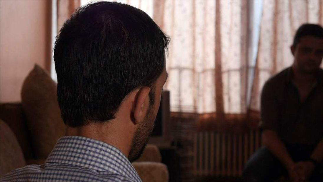 Syria torture victim Manhal