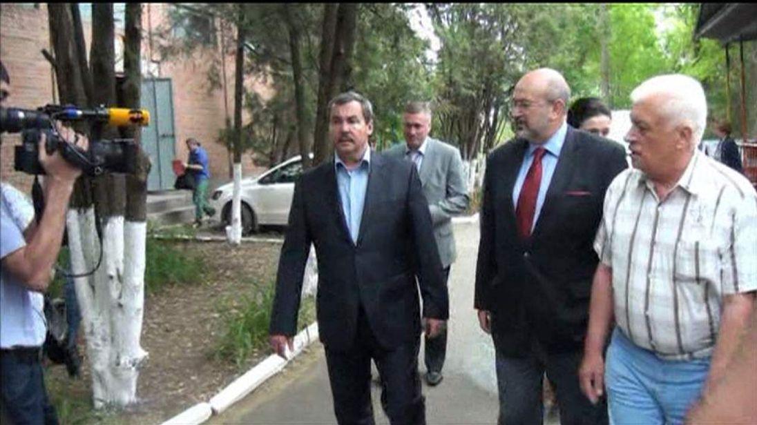 OSCE Visit to Rostov-On-Don