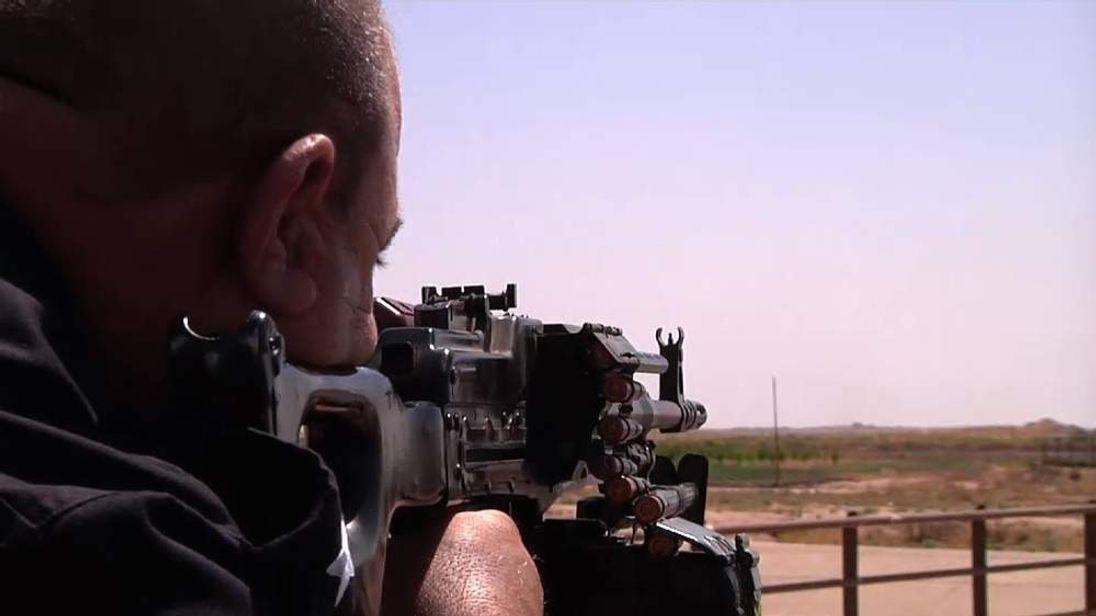 IRAQ fighting