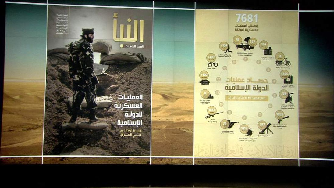 ISIS annual report
