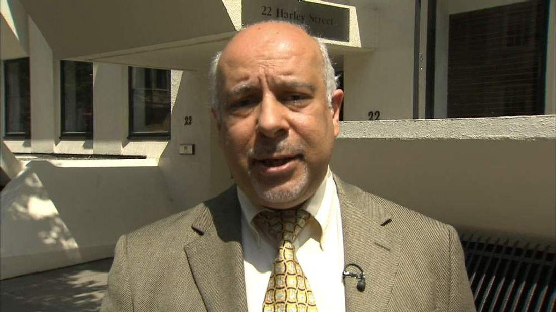 Dr Zuhair al Nahar.