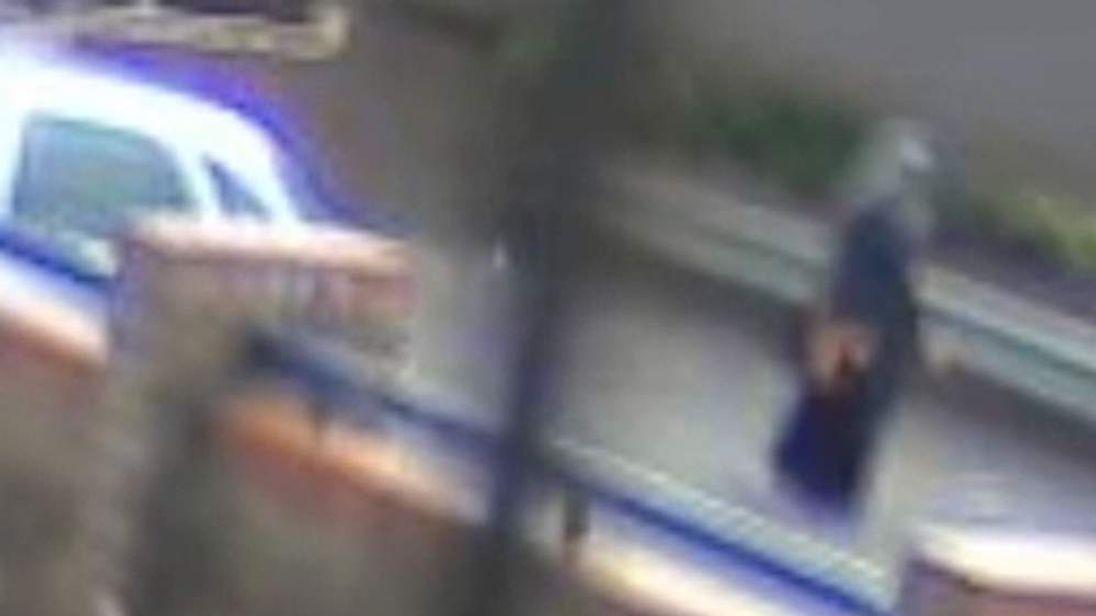 Colchester Murders: CCTV of Ms Almanea