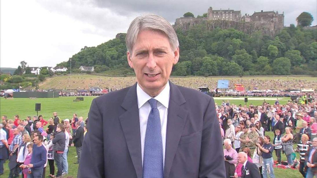 Philip Hammond.