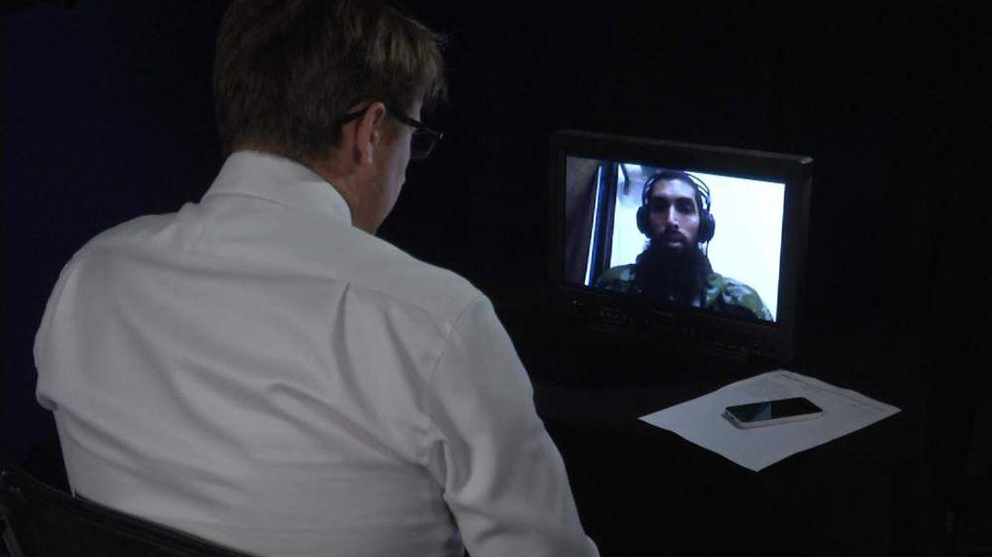 Jihadi Fighter Yilmaz Talks To Jason Farrell