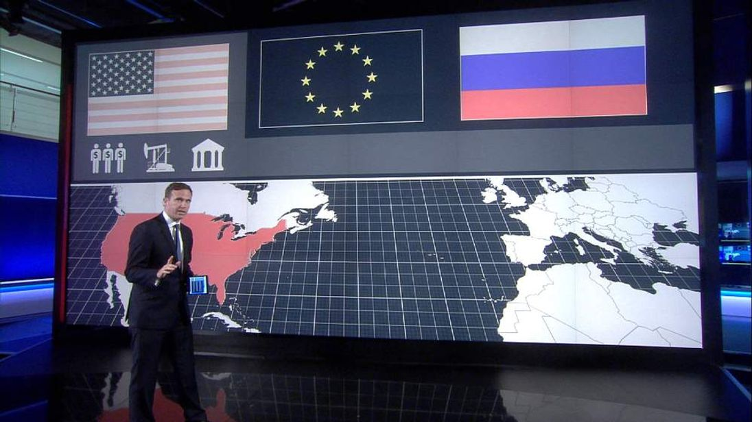 Sky's Ed Conway explains the action that could be taken against Russia