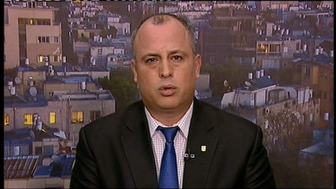 Hilik Bar - Deputy Speaker, Knesset