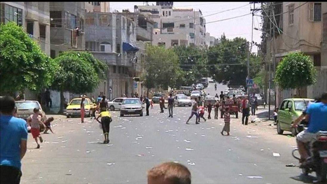 IDF drops leaflets into Gaza listing Hamas members who've been killed