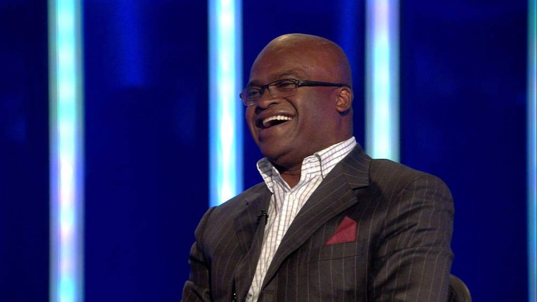 Former athlete Kriss Akabusi talks about the Commonwealth Games