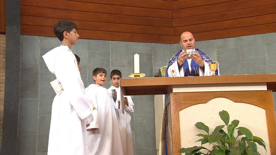Iraqi Christians on fears for future of homeland