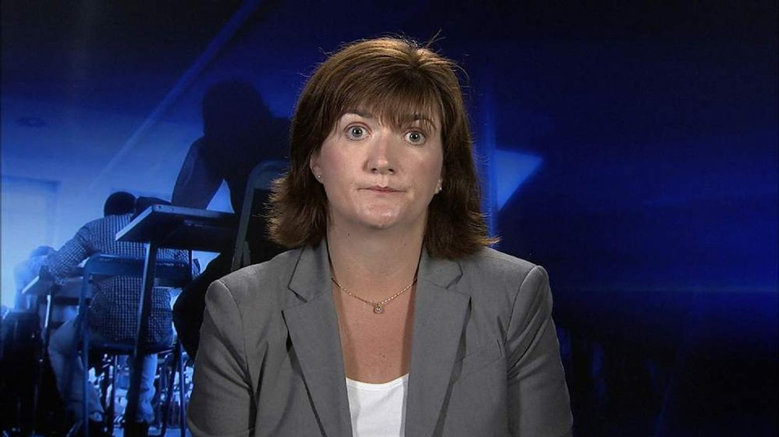Nicky Morgan on A Level results