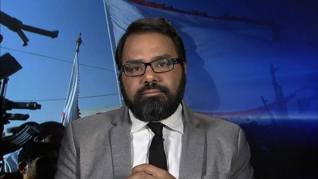 Shiraz Maher of the International Centre for the Study of Radicalisation