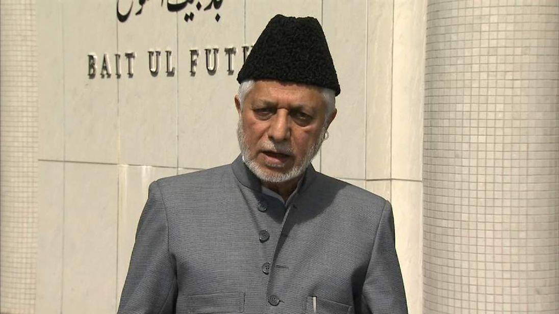 Ataul Mujeeb Rashed