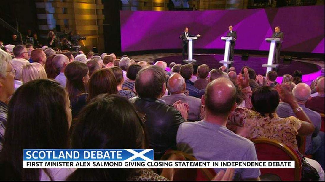 Scotland debate