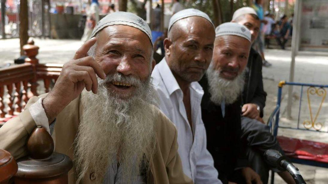 Chinese Uighurs