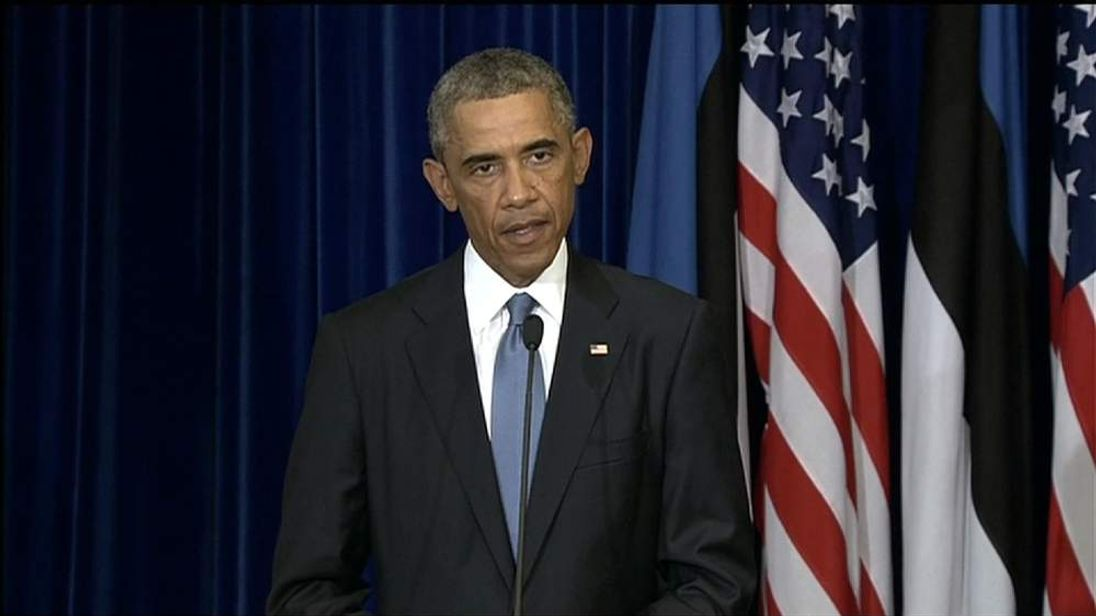 Obama Vows To Degrade And Destroy IS
