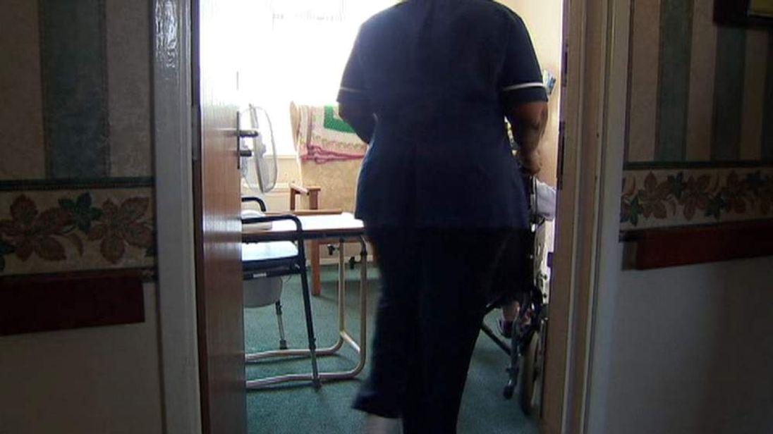 NHS care for elderly