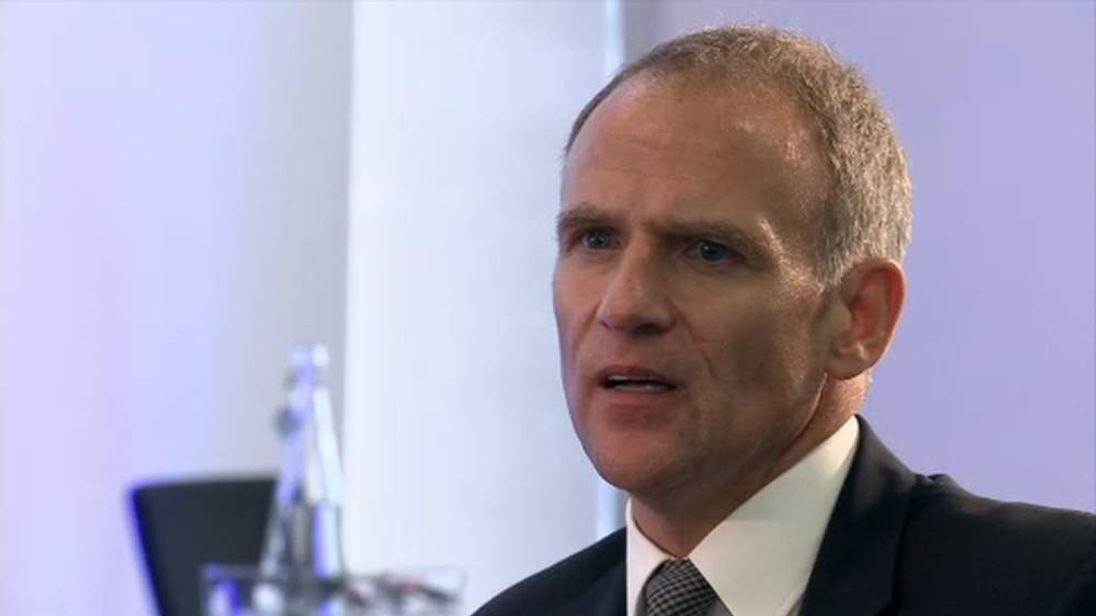 Tesco Chief Executive Dave Lewis