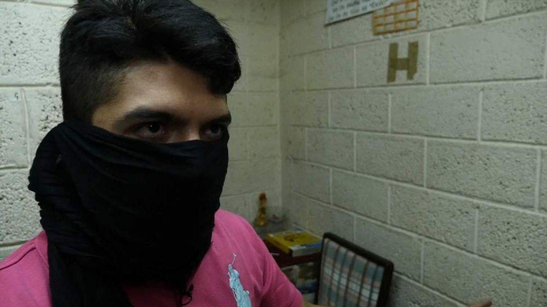 Mexico Gunman Pedro