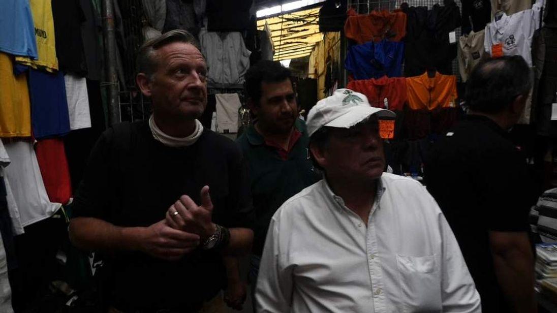Tepito Market, Mexico City
