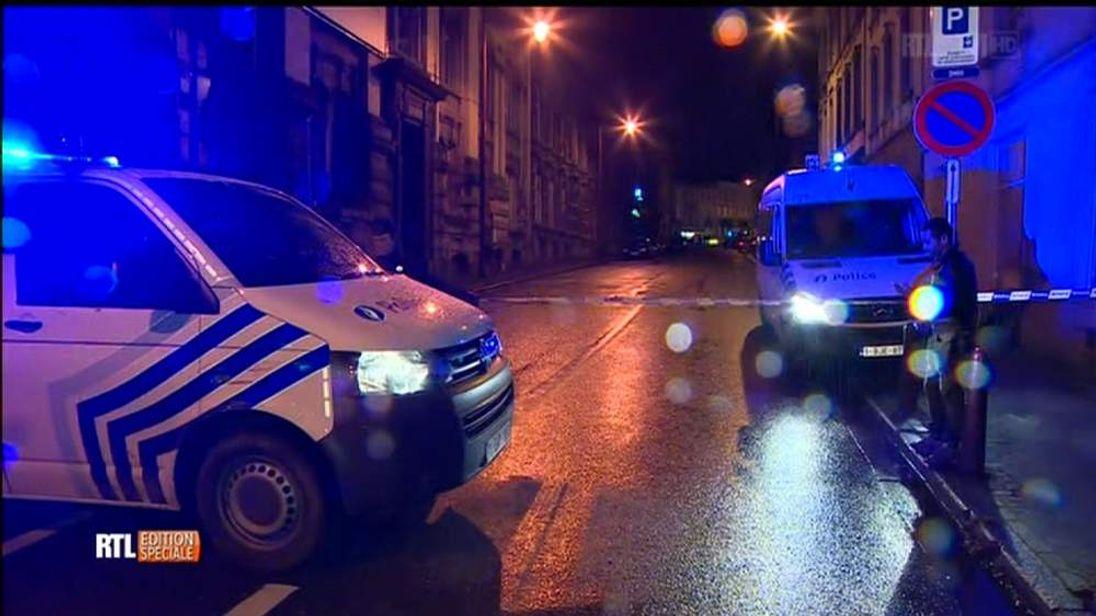 Belgium anti-terror raid