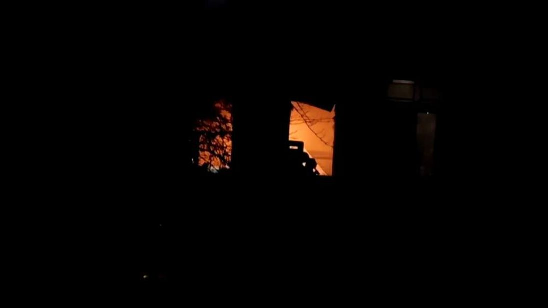 Anti-terror operation in Verviers, Belgium PIC: Frederic Hausman / YouTube