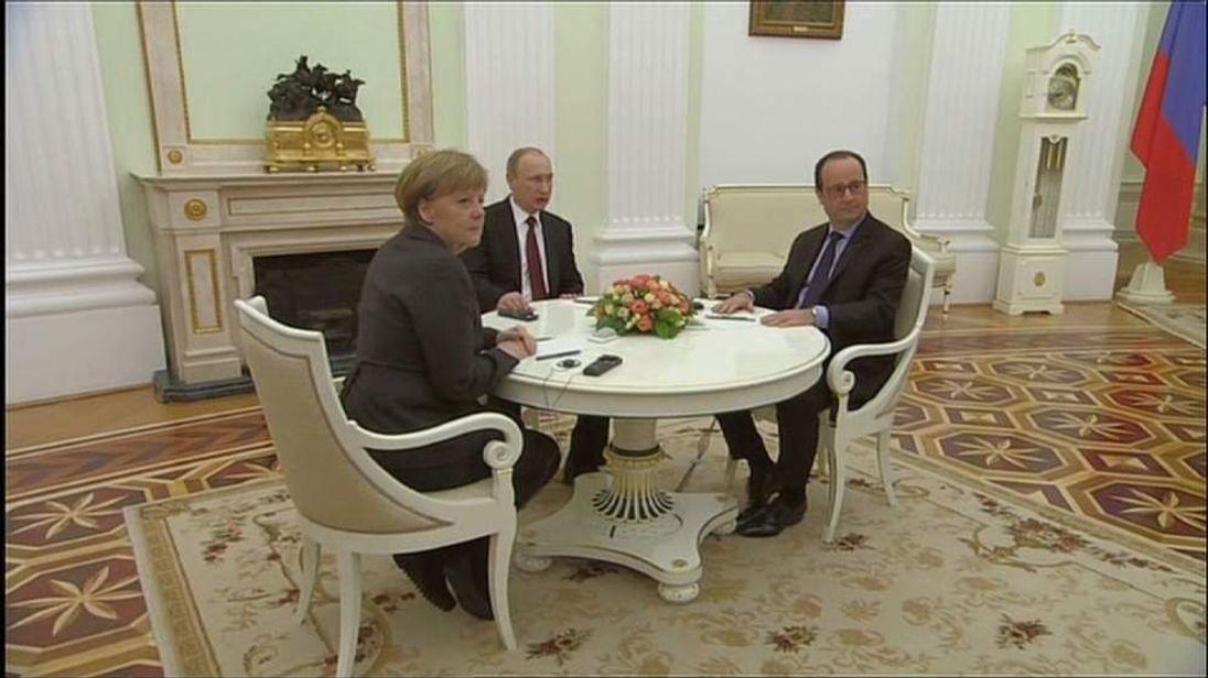 Putin meeting