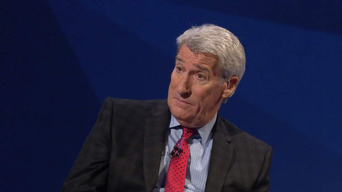 Jeremy Paxman questions David Cameron
