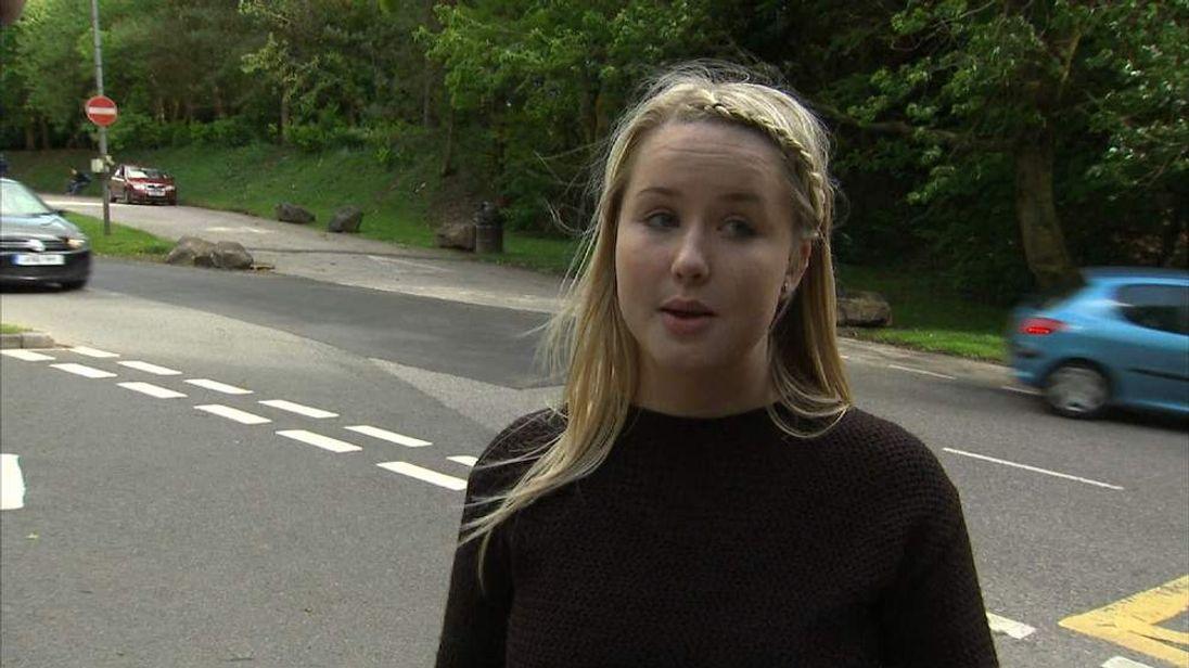 Witness Of Alton Towers Crash