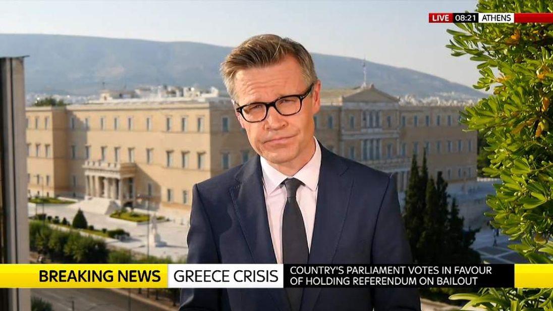 Nisbet Greece