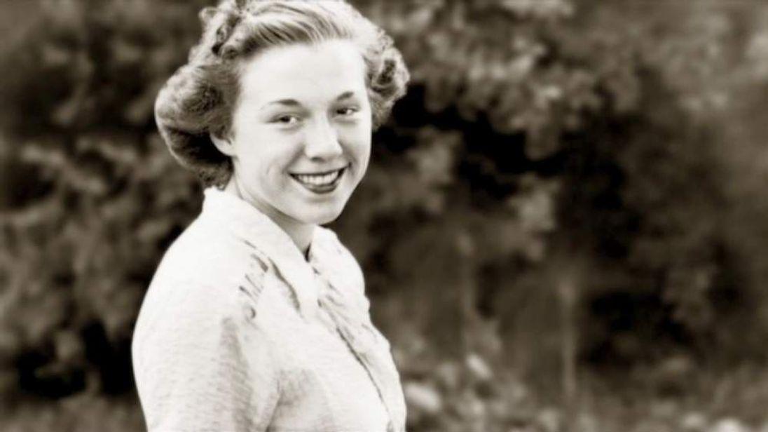 Dorothy Rodham mother of Hillary Clinton