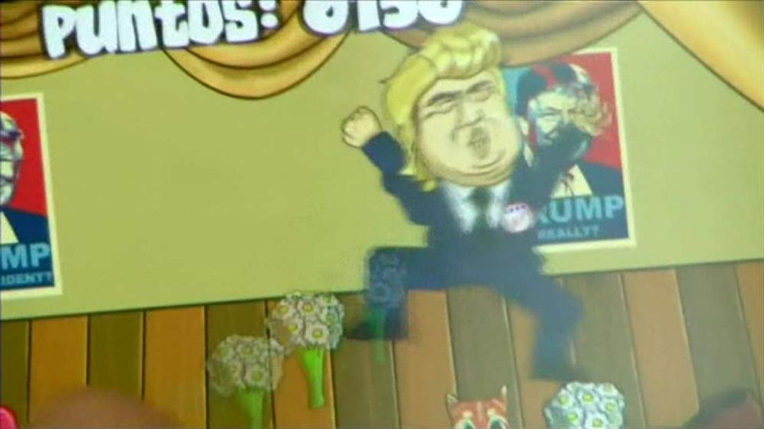 Donald Trump video game
