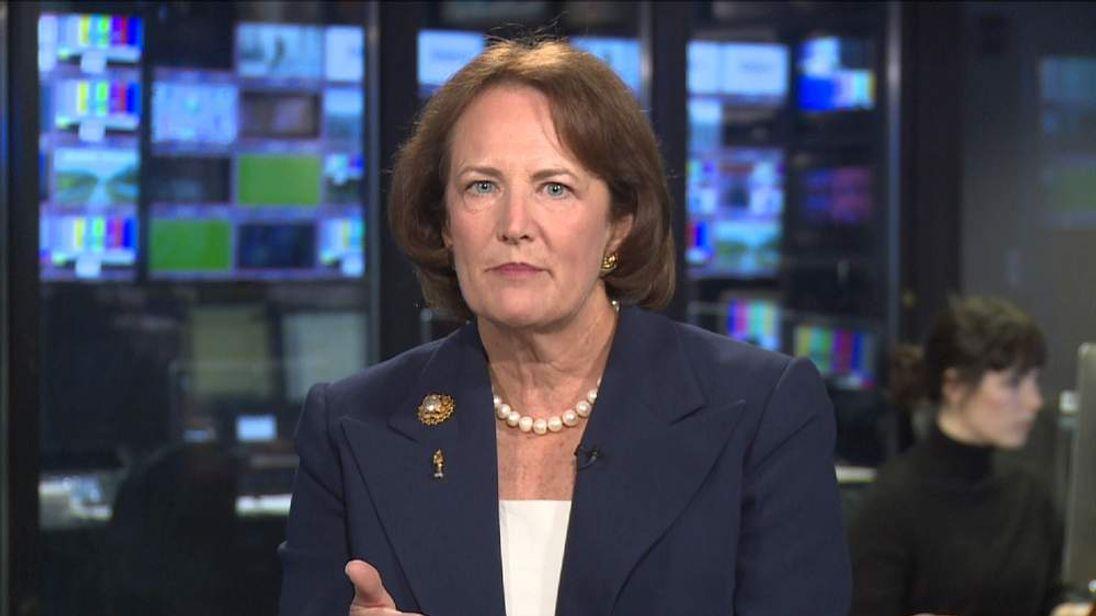 Former Obama business official Karen Mills on US rates hike