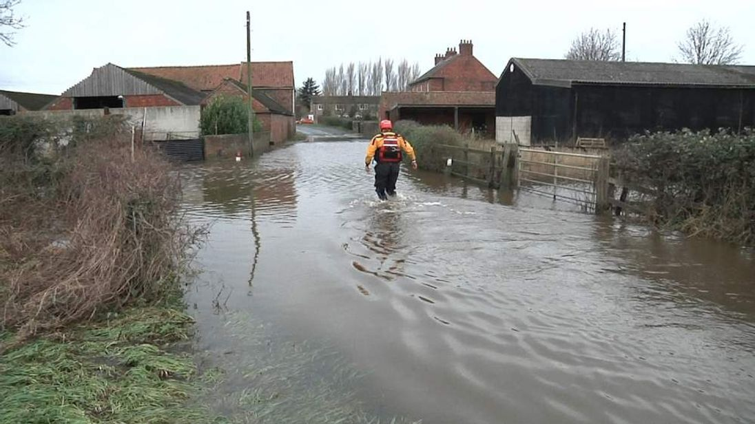 Remote villages such as Cawood have been some of the worst affected by floods.