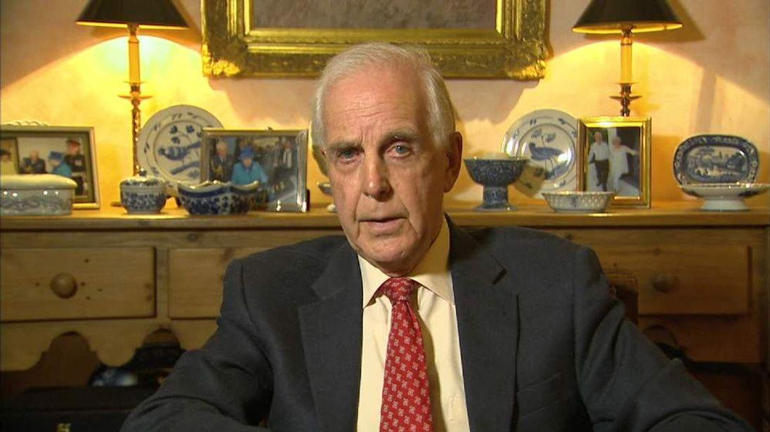 Air Chief Marshal Sir Michael Graydon, former Chief of the Air Staff