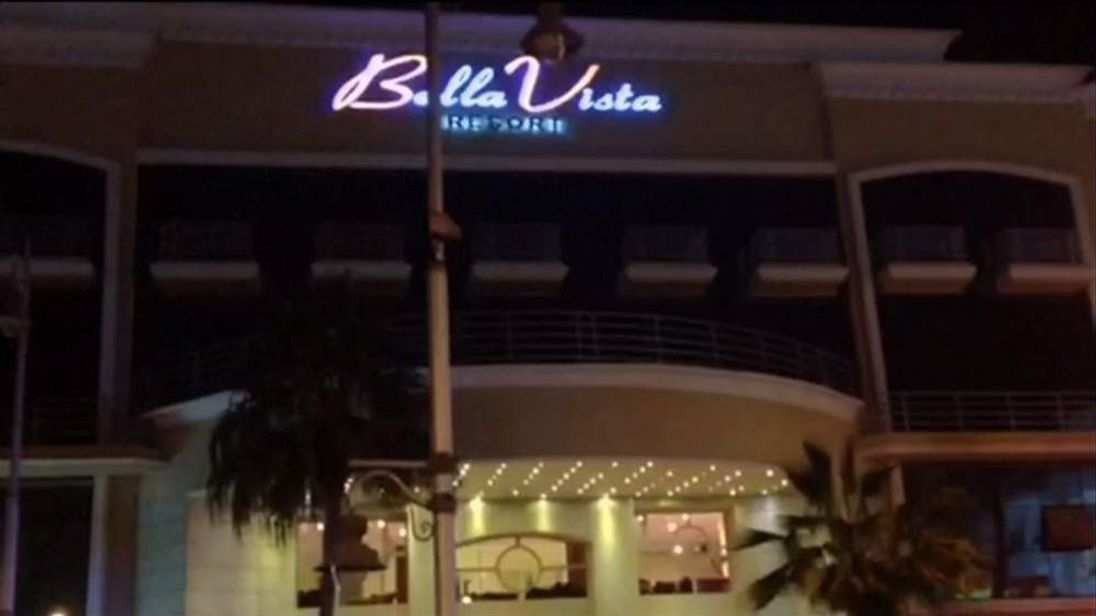 The Bella Vista hotel