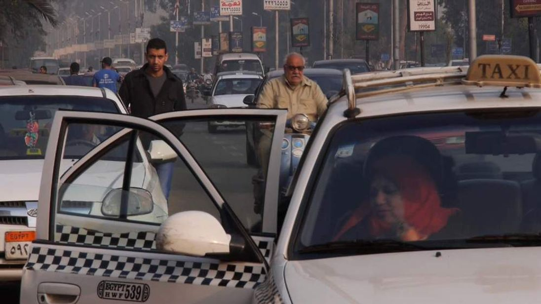 Uber cairo taxis
