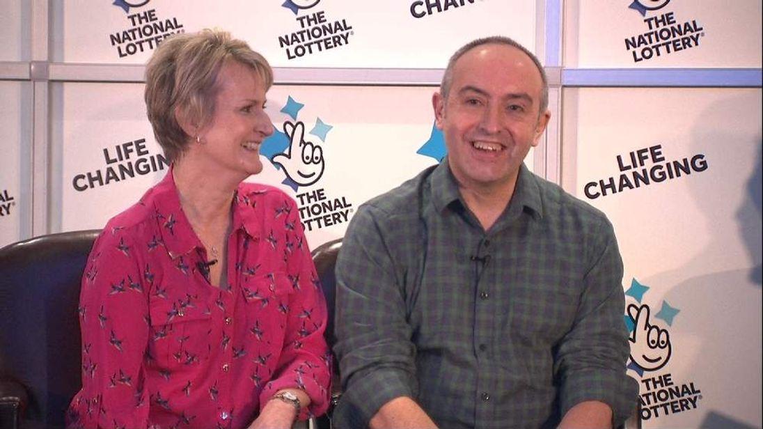 David and Carol Martin