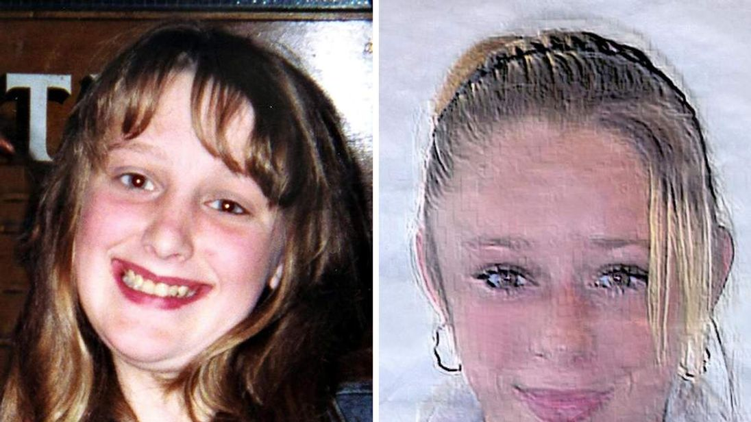 Lancashire Police undated handout photos of Charlene Downes and Paige Chivers
